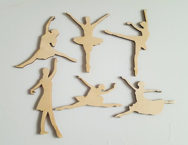 Plywood Ballerina