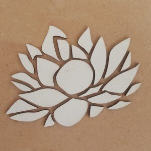 Wooden Embellishment - SC012 2 12