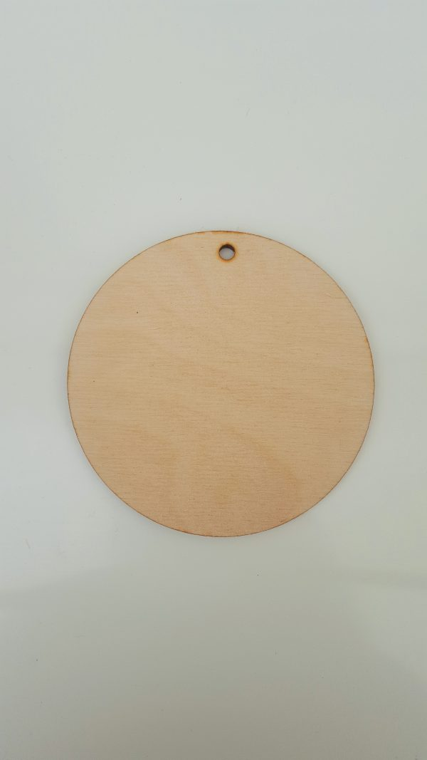 Circle with hole